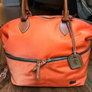 Dooney & Bourke Bags - Dooney & Bourke Nylon Satchel